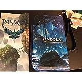 ディズニー 財布 Disney Parks Avatar Pandora Animal Kingdom 2017 Wristlet Wallet [並行輸入品]
