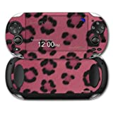 Leopard Skin Pink - Decal Style Skin fits Sony PS Vita by WraptorSkinz [並行輸入品]
