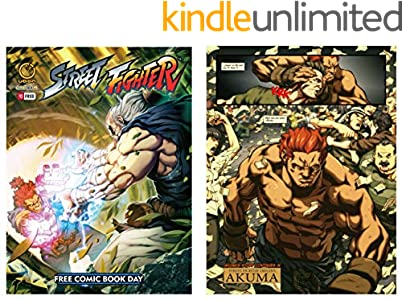 Street Fighter 2014 Comic Book (English Edition)