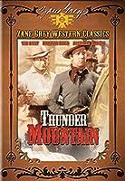 Zane Grey Collection: Thunder Mountain [DVD] [Import]