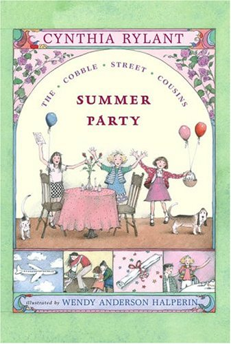 Summer Party (Cobble Street Cousins)の詳細を見る