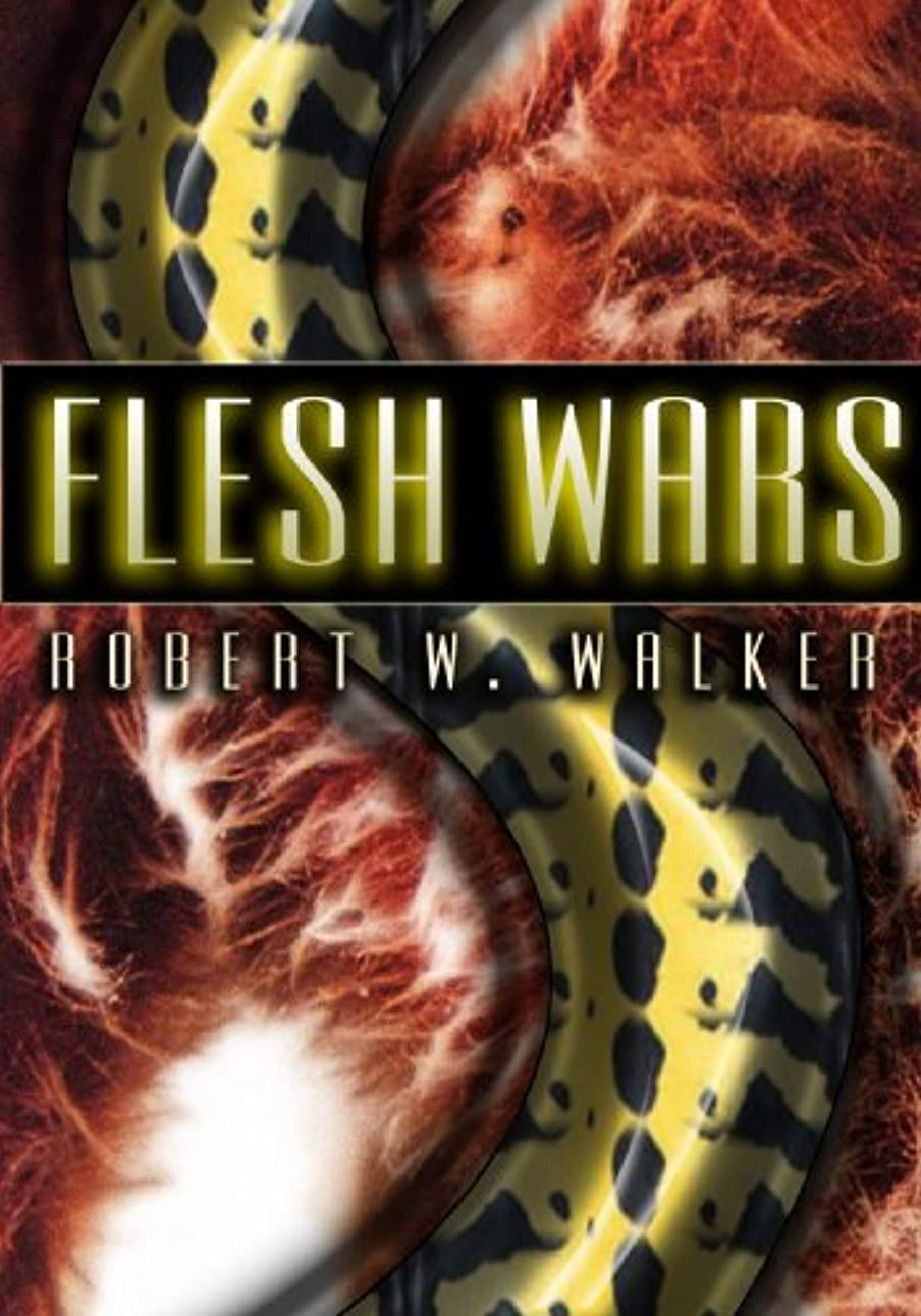 調査レスリング征服するFlesh Wars 2: Return of the Serpent Fire (Flesh Wars #2) (English Edition)