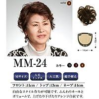 モグ ルピシオ MM-24 フロント11cm/トップ13cm/ネープ14cm 4(明るい栗色)