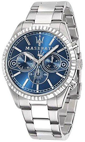 (マセラティ) Maserati 腕時計 COMPETIZIONE R8853100009 メンズ [並行輸入品]