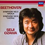 ベートーヴェン:交響曲第3番「英雄」&第9番