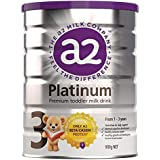 a2 Milk Platinum Toddler Formula Stage 3, 900 g