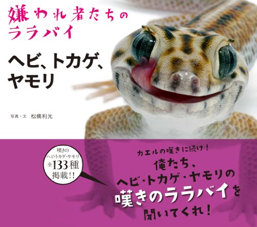 ヘビ、トカゲ、ヤモリ 嫌われ者たちのララバイの詳細を見る