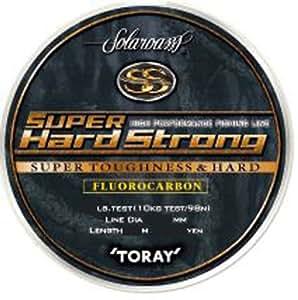 東レ(TORAY) ライン ソラローム スーパーハードストロング 100m 10lb