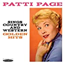 PATTI PAGE SINGS COUNTRY & WESTERN GOLDEN HITSARTISTS