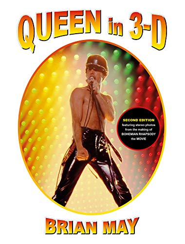 Queen in 3-d (3d Stereoscopic Book)