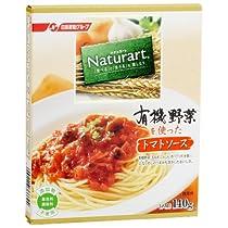 ナチュラート 有機野菜を使ったトマトソース 140g