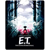 【Amazon.co.jp限定】E.T. スチールブック・ブルーレイ