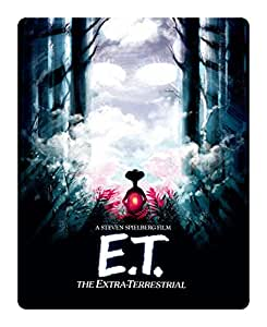 【Amazon.co.jp限定】E.T. スチールブック・ブルーレイ [Blu-ray]