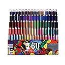 色鉛筆 160色セット油性色鉛筆 FIVE STAR 160色鉛筆 塗り絵 スケッチ用 アート鉛筆 プレゼント用 秘密花園の本に適用色鉛筆 (160油性色鉛筆)