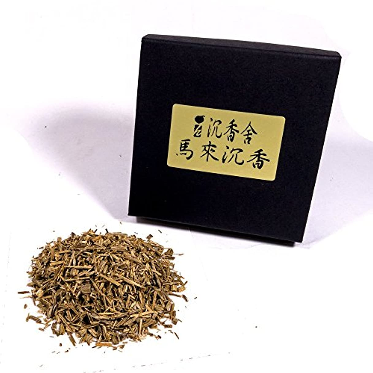 馬來西亞 沈香くず 5gくず お香 お焼香 焼香 マレーシア産 馬來西亞 天然沉香香木のくず