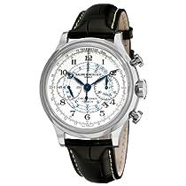 Baume & Mercier メンズ 10006ケープランド アナログ スイス 自動巻き ブラック 腕時計