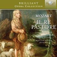 Il Re Pastore by W.A. Mozart (2013-05-04)