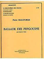 BALLADE DES PINGOUINS BASSON ET PIANO (LM010)