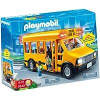 playmobil(プレイモービル)スクールバス