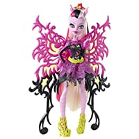 Monster High モンスターハイ Freaky Fusion - Hybrids - Bonita Femur Doll 人形 ドール 【並行輸入】