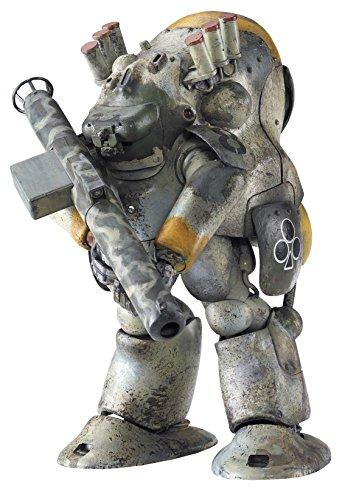 ハセガワ マシーネンクリーガー ロボットバトルV 44型重装甲戦闘服 MK44B型 ハンマーナイト 1/20スケール プラモデル 64745
