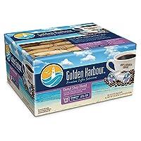Golden Harbour ドーナツショップコーヒー 1杯のコーヒーメーカー用 80個