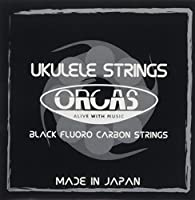 【ORCAS】 ウクレレ弦 セット OS-TEN (テナー用)