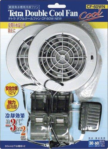 スペクトラム ブランズ ジャパン テトラ ダブルクールファン CF-60WN