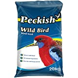 Peckish Wild Bird Seed Mix, 20kg