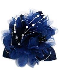 コサージュ 入学式 フォーマル コサージュ 入園式 花 オーガンジー コサージュ 桜の花 結婚式 fham8007ne