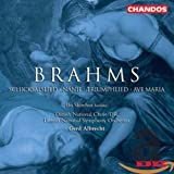 Works for Chorus & Orchestra: Schicksalslied