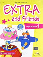 Extra & Friends: Primary 1st Cycle No. 1