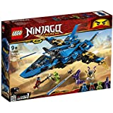 LEGO Ninjago Jay's Storm Fighter 70668 Building Toy