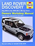 Land Rover Discovery Diesel Service and Repair Manual: 04-09 (Haynes Service and Repair Manuals)