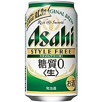 アサヒ スタイルフリー <生> 缶 350ml×24本
