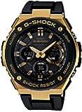 [カシオ]CASIO 腕時計 G-SHOCK G-STEEL 世界6局対応電波ソーラー GST-W100G-1AJF メンズ