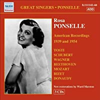 Great Singers-Ponselle by VARIOUS ARTISTS (2008-04-30)