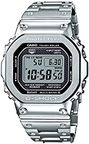 Casio Watch G-Shock GMW-B5000D-1JF, Equipped with Bluetooth, Atomic Solar, Men&#