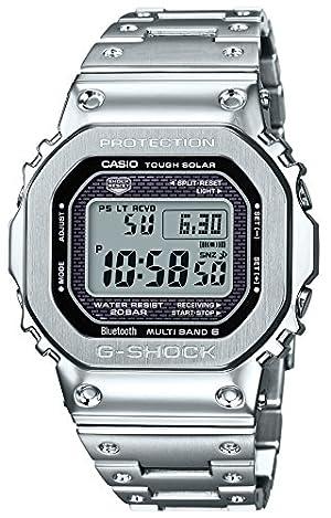 [カシオ]CASIO 腕時計 G-SHOCK ジーショック Bluetooth 搭載 電波ソーラー GMW-B5000D-1JF メンズ