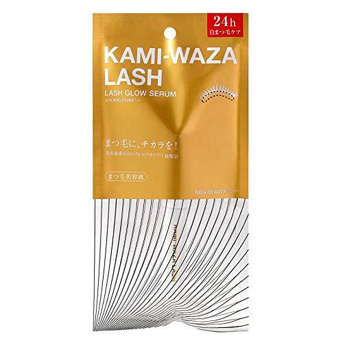 KAMI-WAZA(カミワザ) LASH 〈まつ毛美容液〉 KWB01 (4.5g)