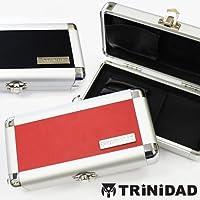 TRiNiDAD/トリニダード ダーツケース アルミケース  ブラック