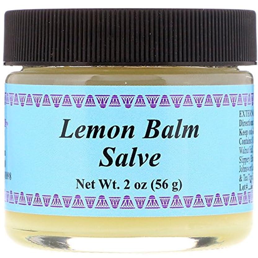 腐った手荷物奇跡WiseWays Herbals: Salves for Natural Skin Care, Lemon Balm Cream 2 oz by Lotus Light [並行輸入品]
