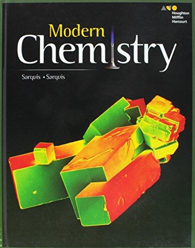 Download Modern Chemistry (Hmh Modern Chemistry) 0544817842