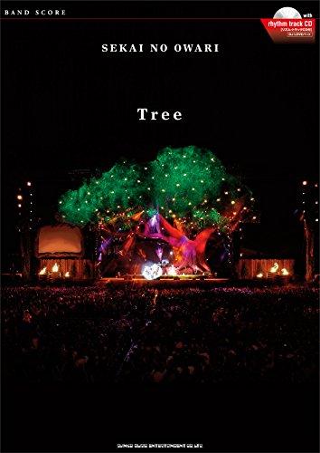 バンド・スコア SEKAI NO OWARI 「Tree」[...