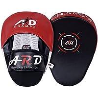 ARD BoxingフォーカスターゲットMittsフック& Jab PunchingパッドMMAタイStrike Kick Shieldトレーニング