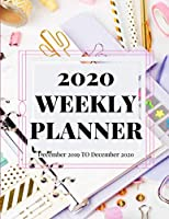 2020 Weekly Planner And Monthly: Dec 1 2019 To Dec 31 2020  Calendar Pocket Planner Monthly Reminder: 2 Year 2020 Planner Weekly & Monthly Planner With Tabs With Tabs Thick Paper, Back Gift Box