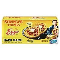 Stranger Things Eggo Card Game 見知らぬもの Eggoカードゲーム英語版 [並行輸入品]