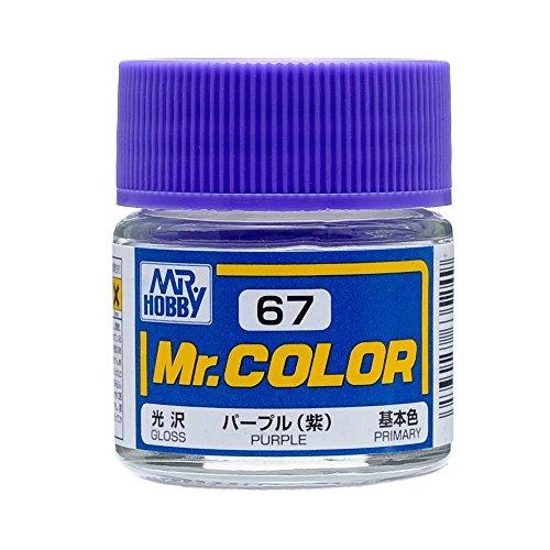 GSIクレオス Mr.カラー C67 パープル 光沢
