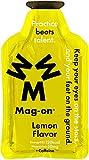 スポーツ飲料 ボディケア マグネシウムチャージサプリメント Mag-on マグオン エナジージェル レモン味 12個入り - - (国内正規品)