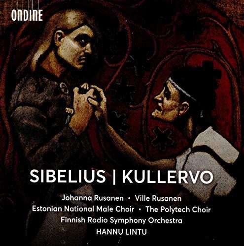 Kullervo Op.7 -Sacd-